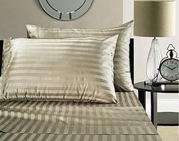 Addy Home Fashions  Egyptian Cotton 500 Thread Count Damask