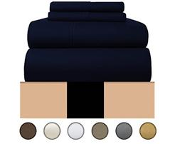 URBANHUT Egyptian Cotton Sheets Set  700 Thread Count - Beds