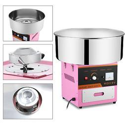 Goplus New Electric Cotton Candy Maker Pink Floss Machine Ca