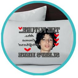Finn Wolfhard Merchandise Pillowcase Bedding Bed Decor Bedro