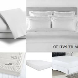 Fitted Bed Sets Flat Sheets 1900 series 16 Deep Pocket 100%