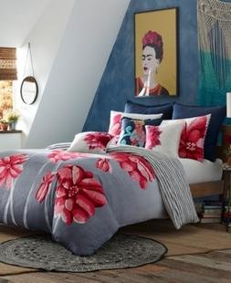Blissliving Home Frida Queen Duvet Set Bedding