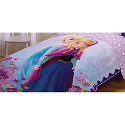 Disney Frozen Celebrate Love 76-Inch by 86-Inch Microfiber R