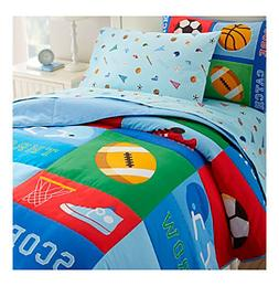 Olive Kids Game On! Comforter Collection