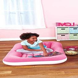 Kids Portable Bed. On The Go Folding Slumber Bed. Perfect In