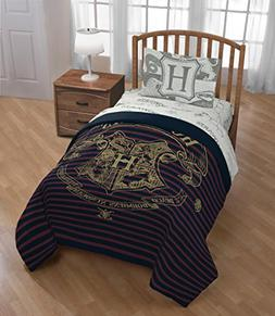 Warner Brothers Harry Potter Spellbound 4 Piece Twin Bed Set