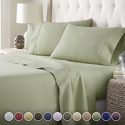 Hotel Luxury Bed Sheets -Platinum Collection-Deep Pocket Wri