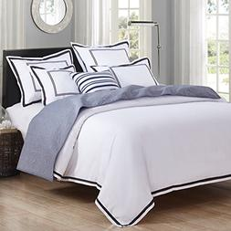 Luxury Duvet Cover Set King Hotel Quality Design Comfort Bed