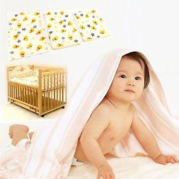 Infant Baby Bed Mattress Waterproof Cotton Duck Nappy Change
