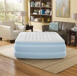 Internal Pump Raised Air Mattress Queen 18 Inch Heavy Duty B