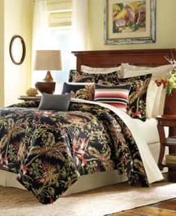 Tommy Bahama Jungle Drive Floral-Print Full/Queen Comforter