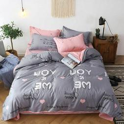 Kid Bed Cover Set Duvet Cover Adult Child Bed Sheets Pillowc