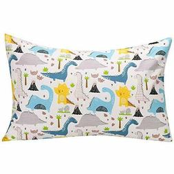 Kids Toddler Pillowcases UOMNY 1 Pack 100% Cotton Pillowslip