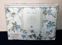 HOME AT LAST KING SHEET SET   COTTON/POLYESTER  EXTRA DEEP P