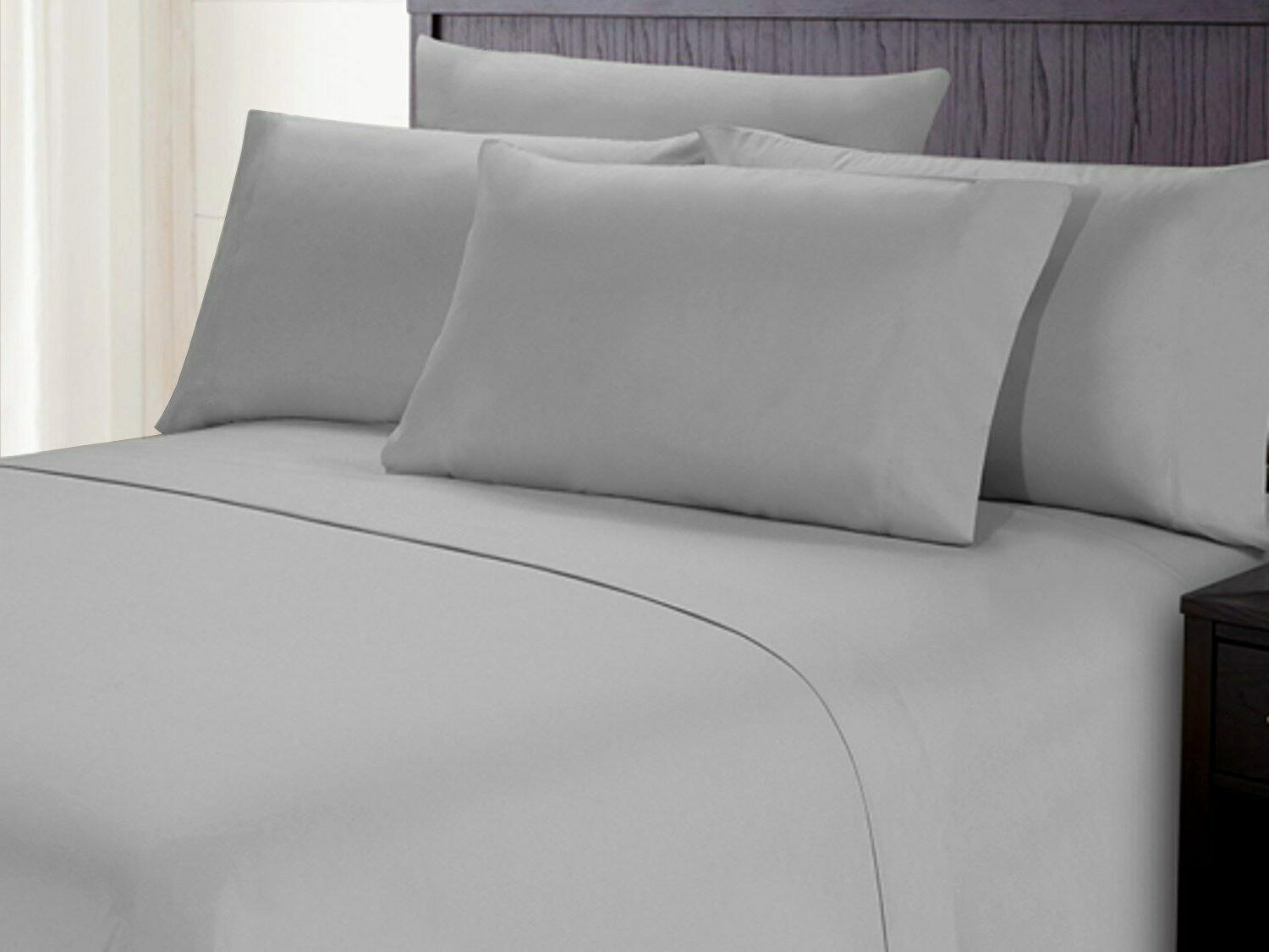 100% Cotton Bed with Corner Bands.