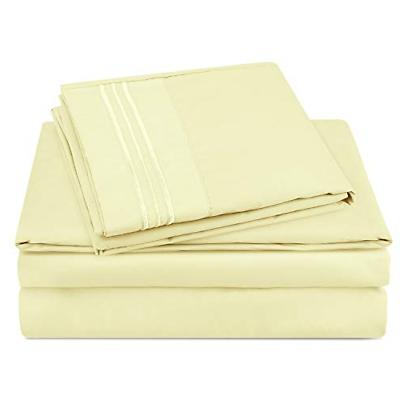 HOMEIDEAS GSM Luxury Bed Sheets
