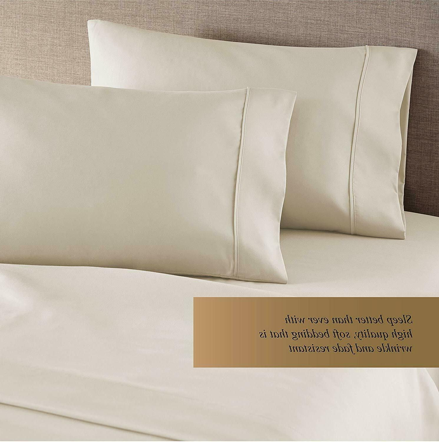 1500 Thread Count Egyptian Quality 2pc Set of Pillow Cases,