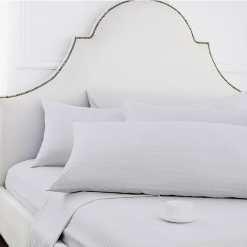 1800 Count Egyptian Cotton Bed Sheet Set Pocket