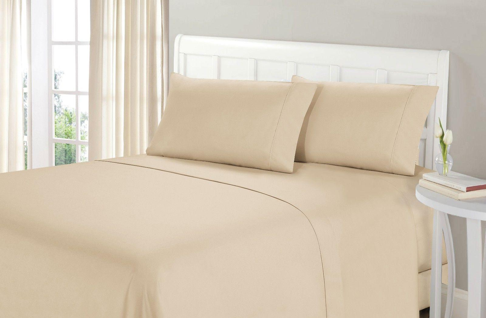 1800 4 PIECE BED SHEETS!! linens on favorite!!