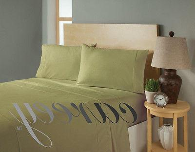 1800 THREAD COUNT 4 PIECE SET 100% back US