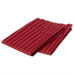 400 Thread Count Egyptian Cotton Striped Pillowcases by Exce