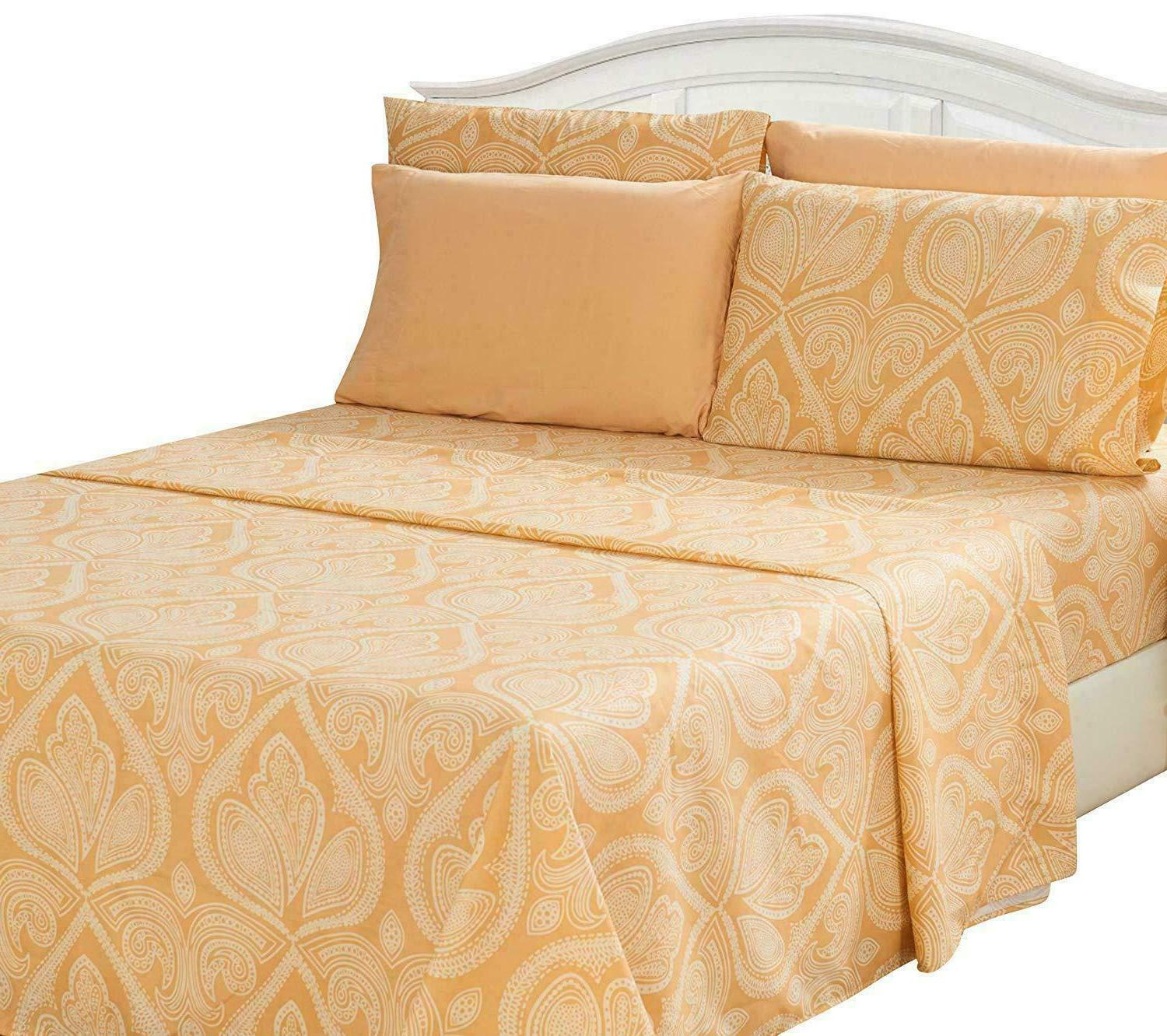 Deep Piece Bed Series Sheets