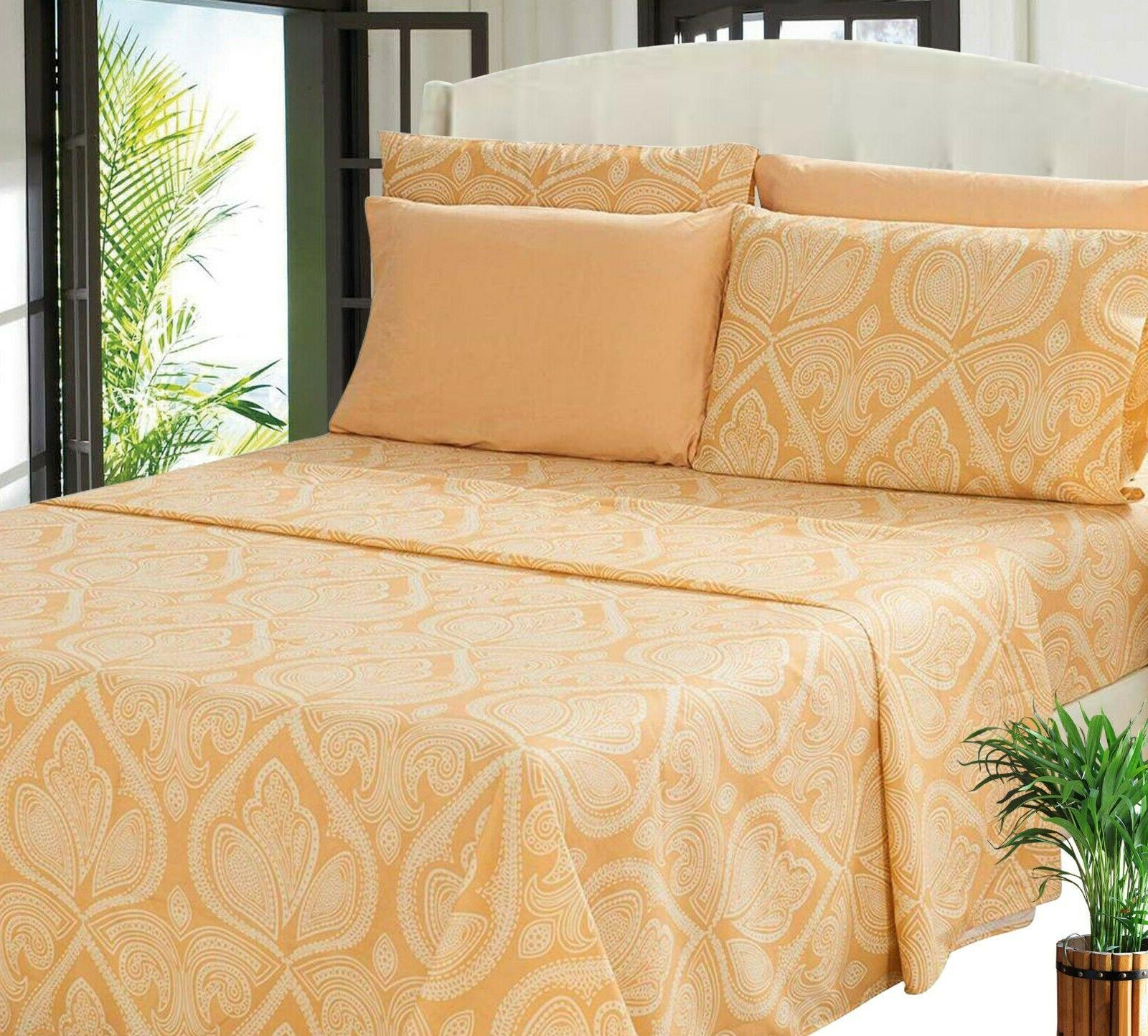 6 Deep soft Bed Microfiber Sizes