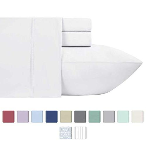 600 thread bed sheets cotton