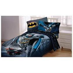 Batman Twin-Full Comforter Dc Comics Guardian Speed Reversib