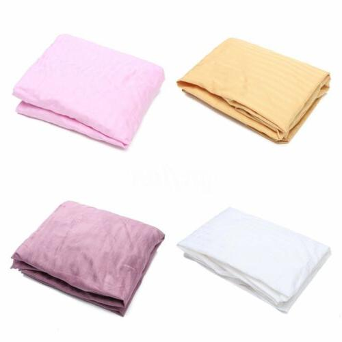 Beauty Table Elastic Sheets With Hole
