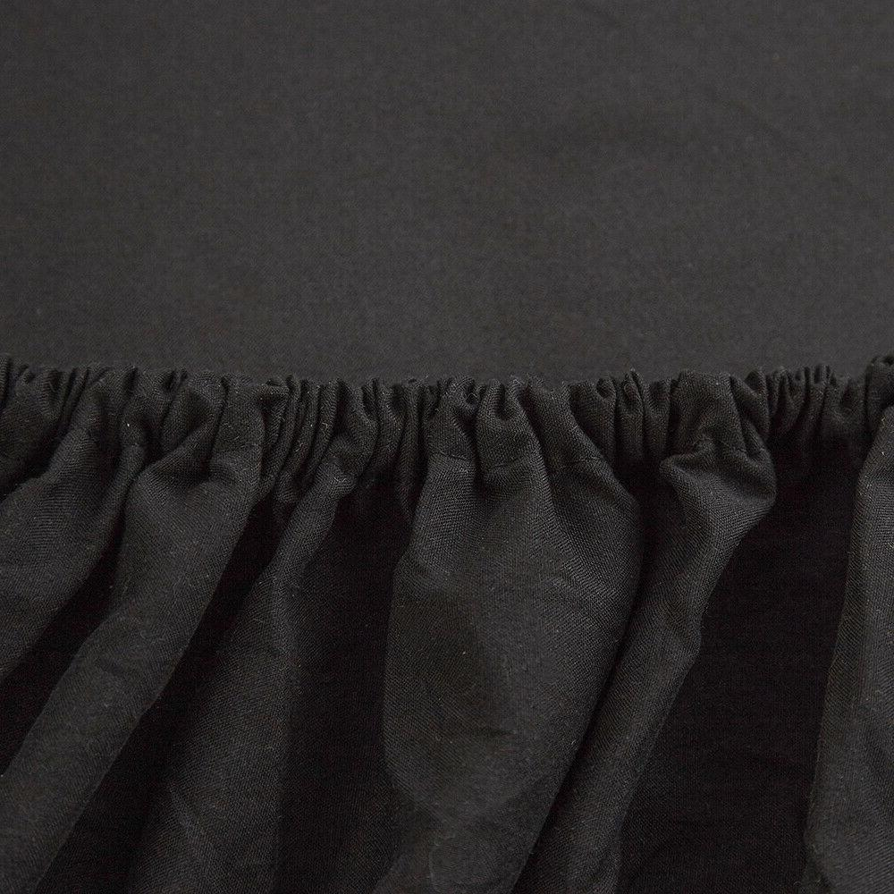 Solid 16'' Sheets King Size