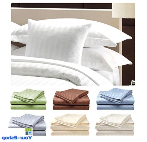 Bed % Cotton Size Deep & Flat