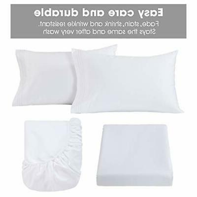 Balichun Bed Super Cotton 1000 Thread Count Sh...