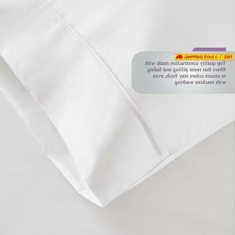 HC Bed Sheets Set, HOTEL LUXURY Collection