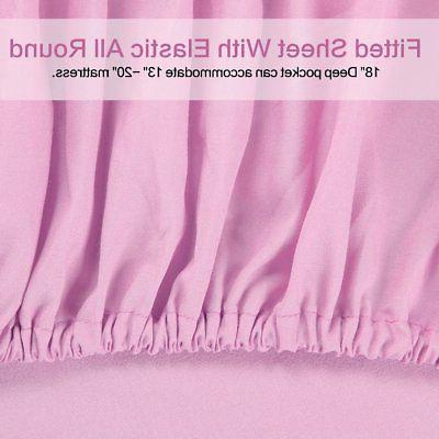 Balichun Bed Set Hotel Collection 1800