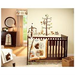 Carter's Friends Collection 4-Piece Crib Bedding Set