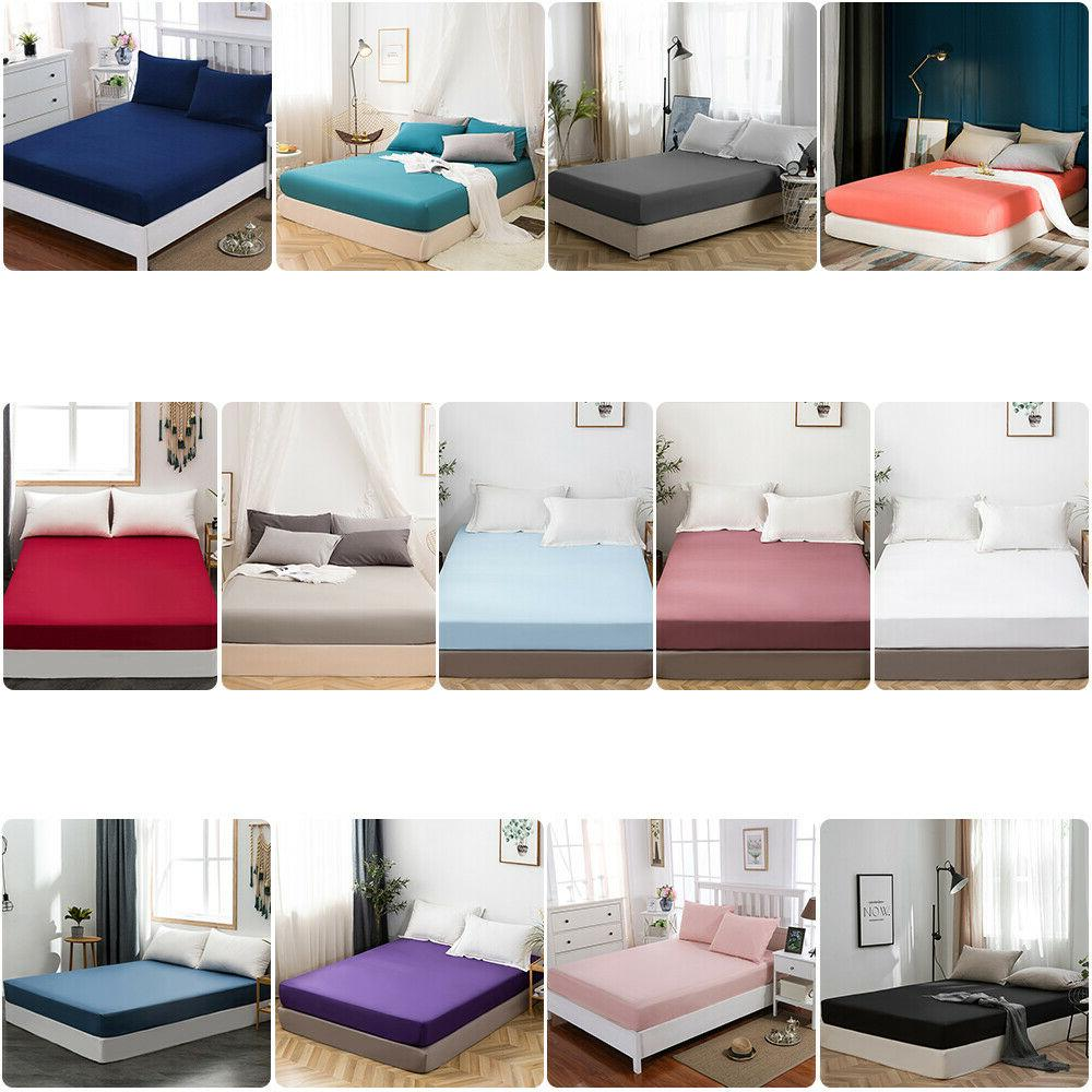 comfort fitted sheets bed sheet bedding cover