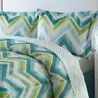 Conner Reversible Chevron Bed in a Bag by Ellison Great Valu