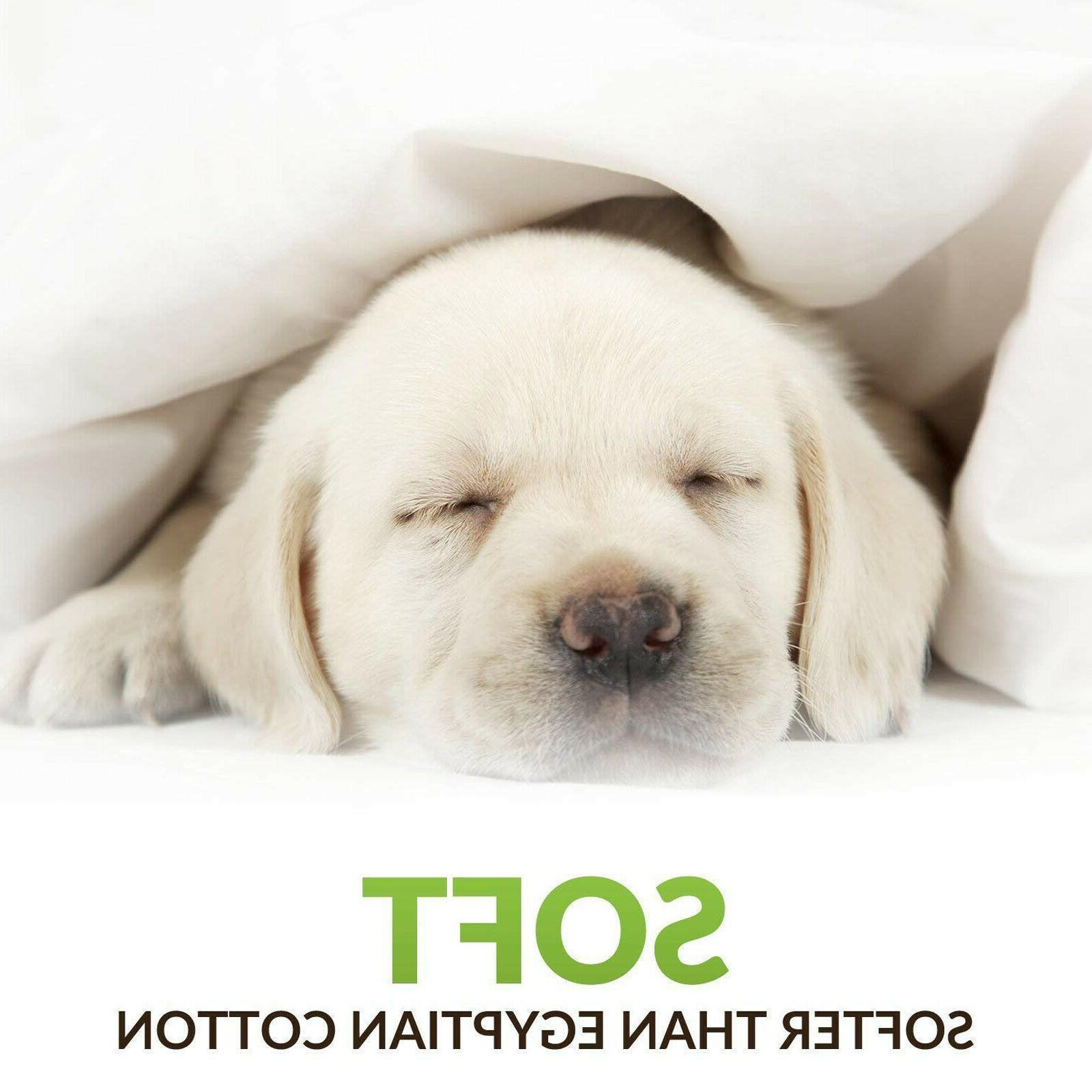 Cosy House Sheets 1500 Series Super Hotel Bedding