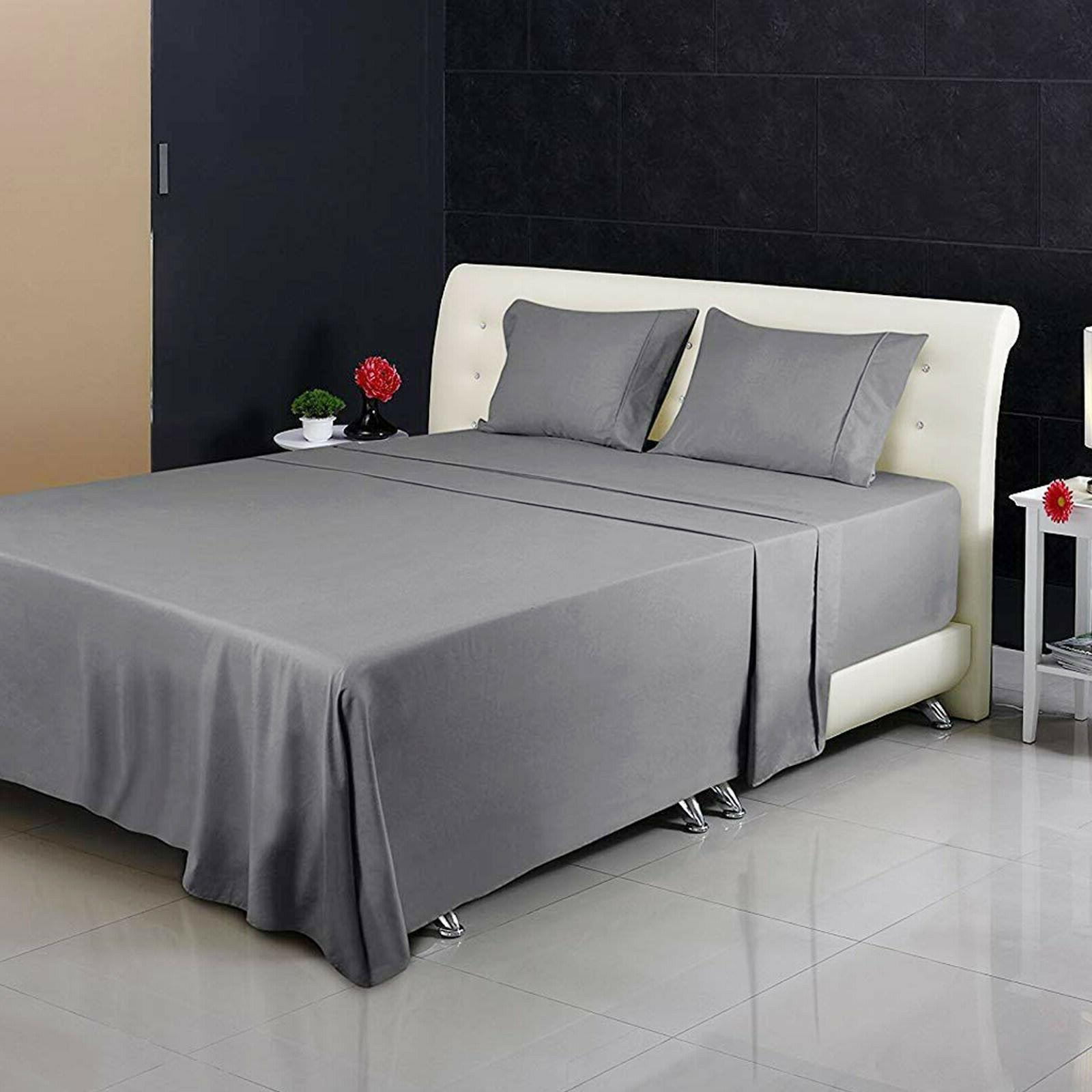 cosy house collection bed sheets set 1500