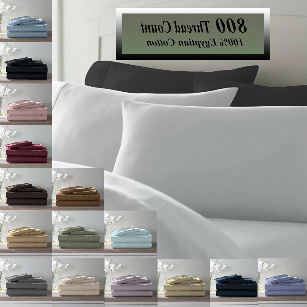 deluxe ultra soft 800 thread count 100
