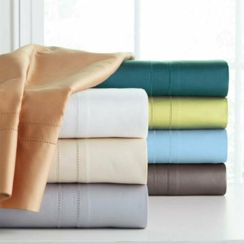 egyptian comfort 2100 count bed sheet set