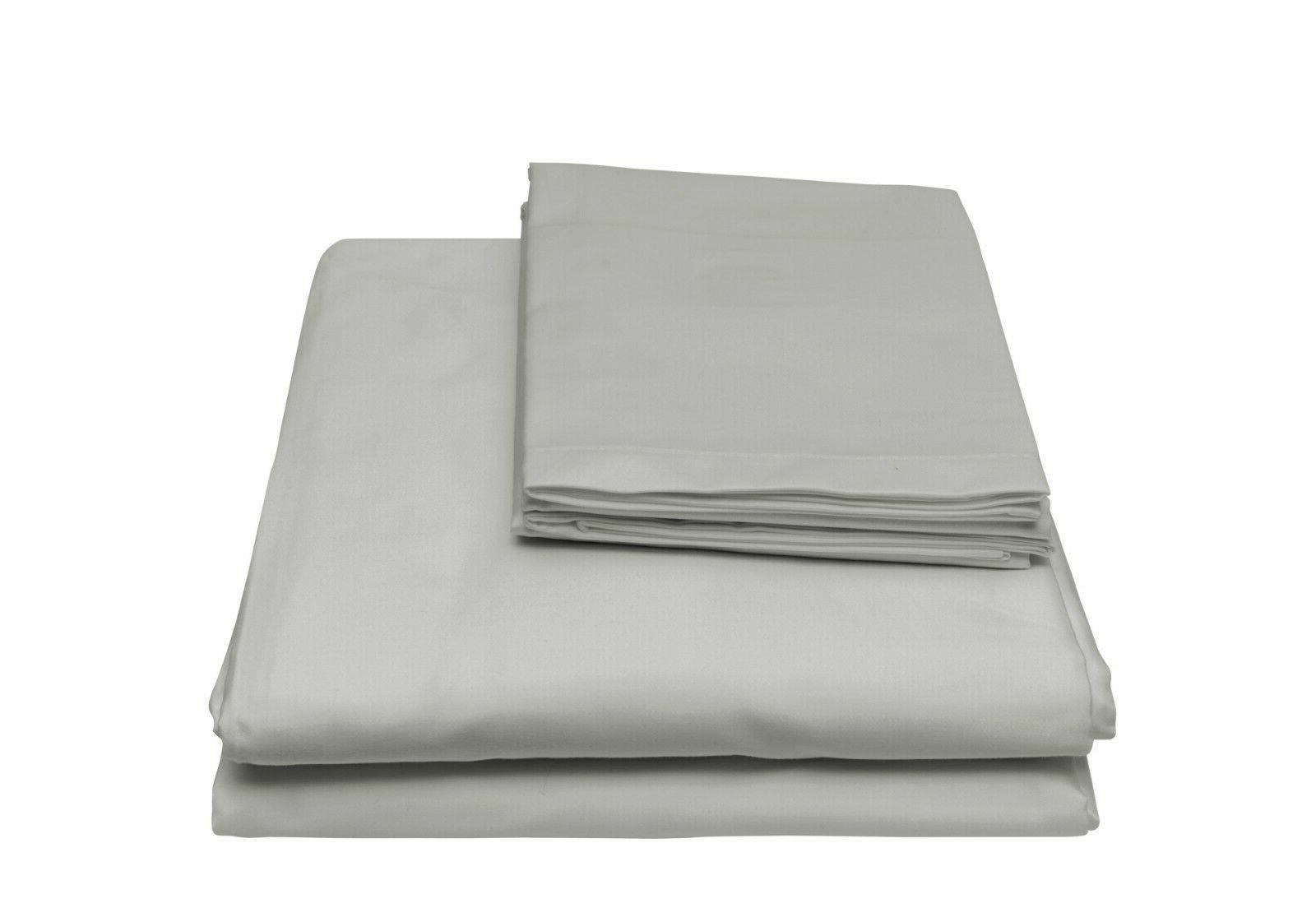 egyptian cotton and bamboo satin cool 1800