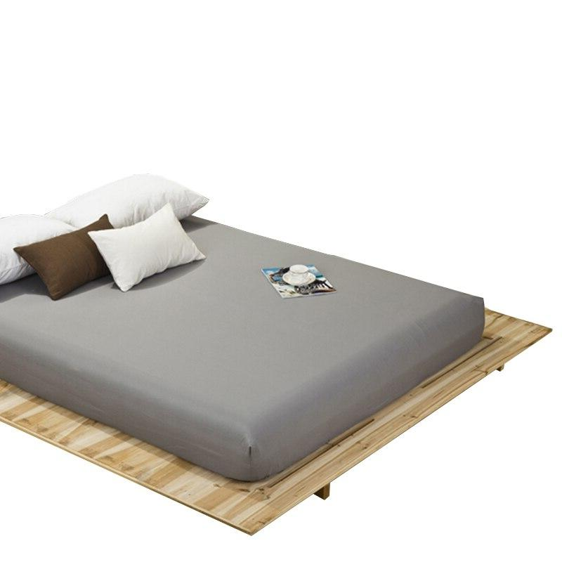 Fitted Cover Linens <font><b>Bed</b></font> Elastic Band Queen Size