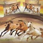 Babycare Pro Galloping Horse 3D Bedding Sets Full Size for T