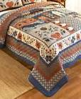 The Lakeside Collection Home and Heart Full/Queen Quilt