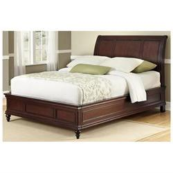 Home Styles Lafayette Sleigh Bed