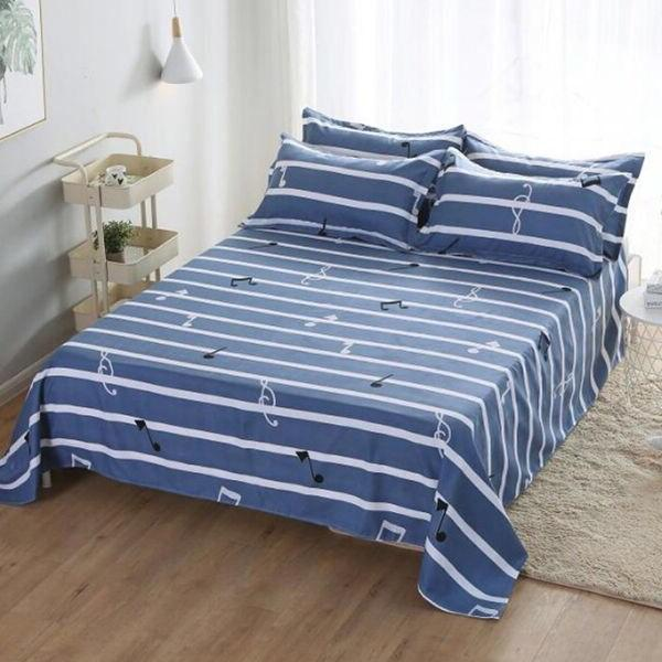 Hot Sale Birds <font><b>Bed</b></font> <font><b>Sheet</b></font> Mattress Cover <font><b>Sheet</b></font> 1pcs Soft bedclothes Twin Full Size