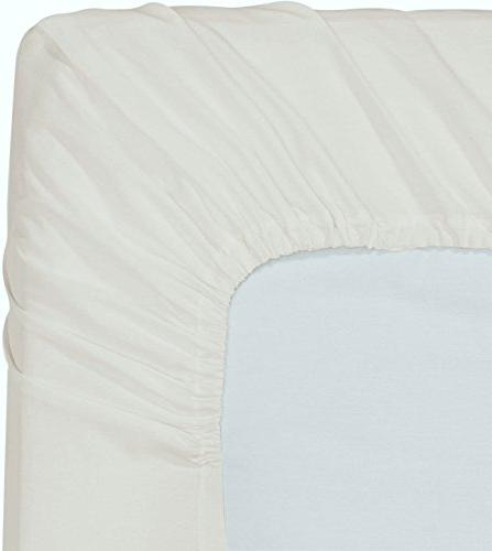 Mayfair Cotton Sheets Count Staple Cotton, Sateen for Soft and Fits Mattress Upto Pocket