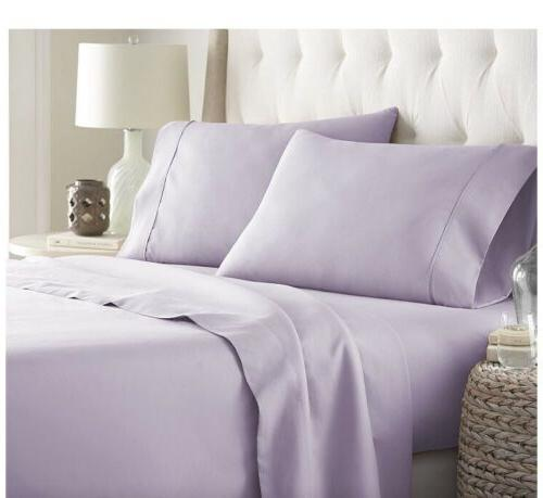 hotel luxury bed sheets 1800 rn140024